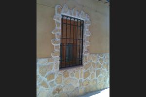 restauracin fachadas piedra artificial madrid - Fachadas Rusticas