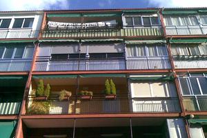 rehabilitación forjados terrazas madrid