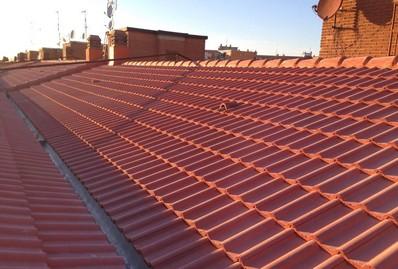 limpieza de tejados madrid