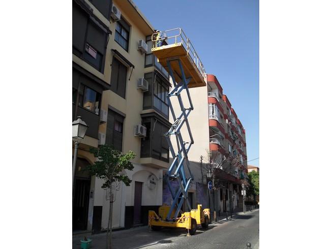 Restauracion y pintado de fachadas1 - Rehabilitación de edificios