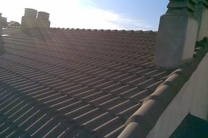 tejados hormigon 04 - Tejados de teja de hormigón